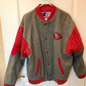San Francisco 49's Jacket.